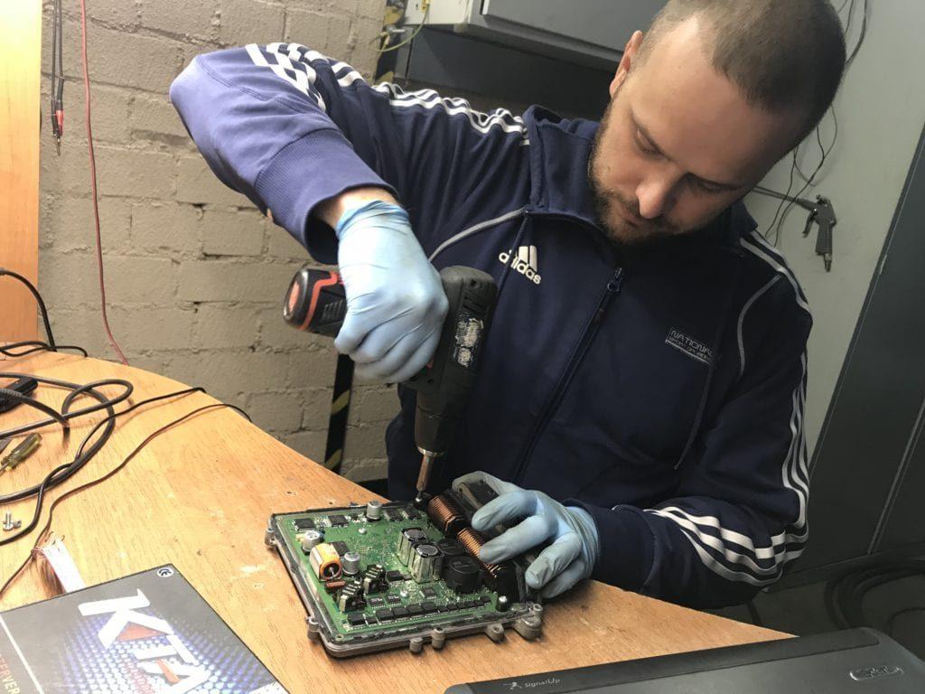 ремонт машин мерседес-5
