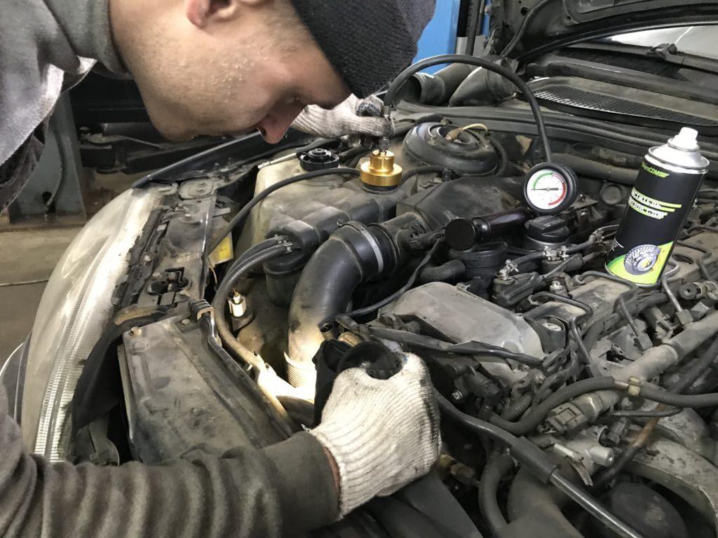 ремонт машин мерседес-8